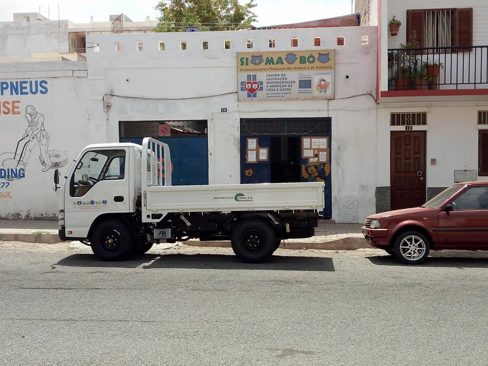 camion simabo