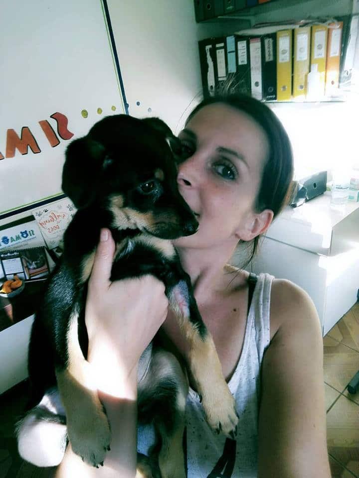 Martina veterinaria Simabo
